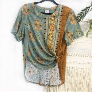 Anthropologie 9h15 stcl t-shirt